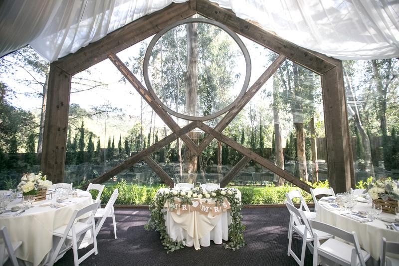 Wedding Reception Room Decor Photography