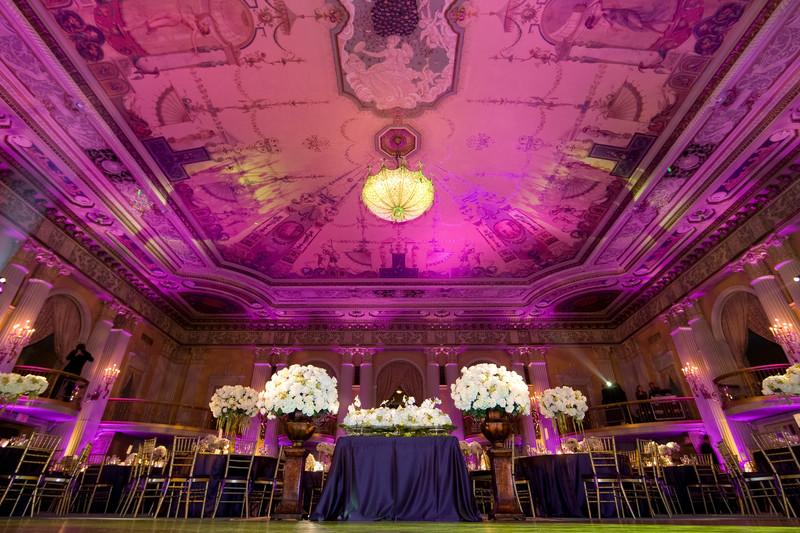 Millennium Biltmore Hotel Wedding Photography