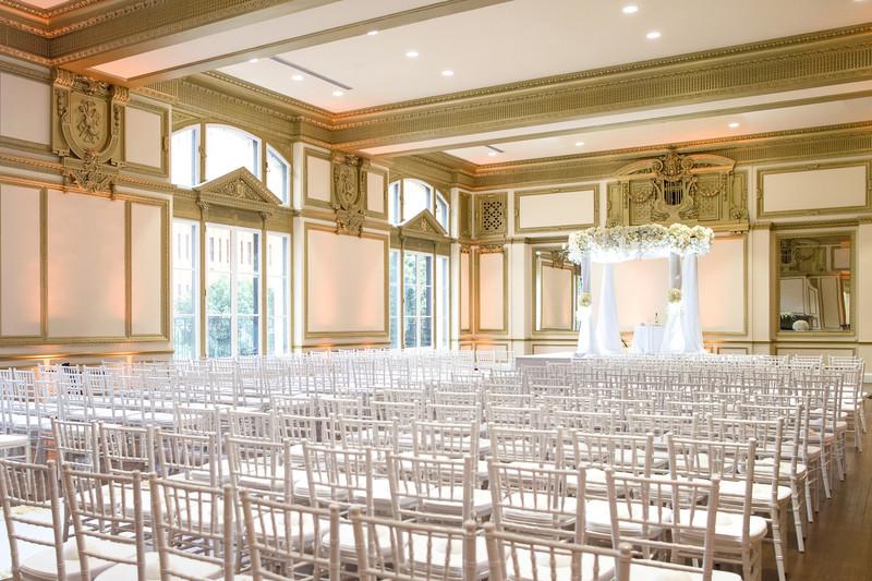 Wedding Ceremony Chuppah Decor Photography at Alexandria Ballrooms