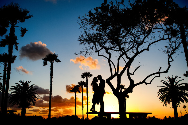 Montage Laguna Beach Engagement Photographer