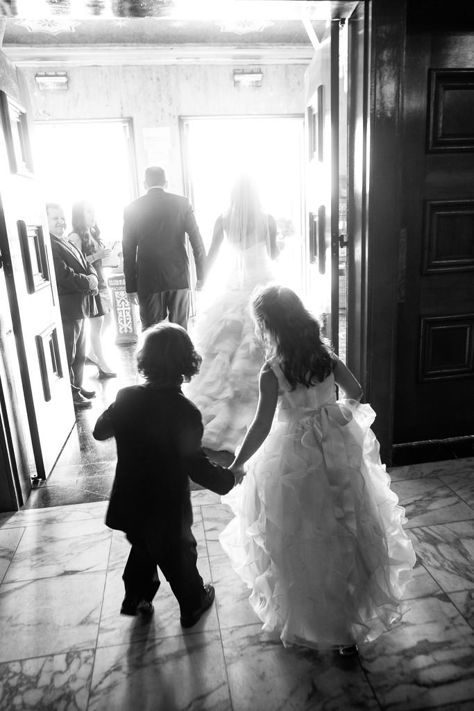 Greek Wedding Photography at Saint Sophia Cathedral
