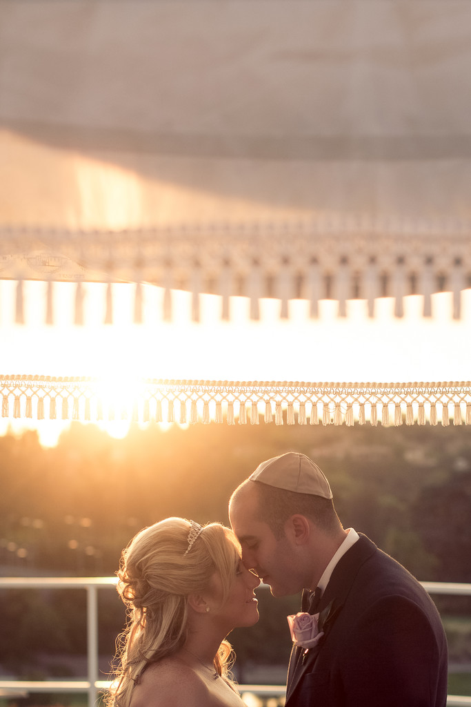 Jewish Wedding Ceremony in Los Angeles