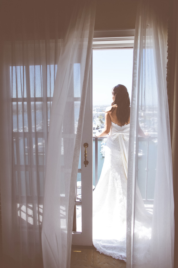 Ritz-Carlton Marina del Rey Wedding Photographer