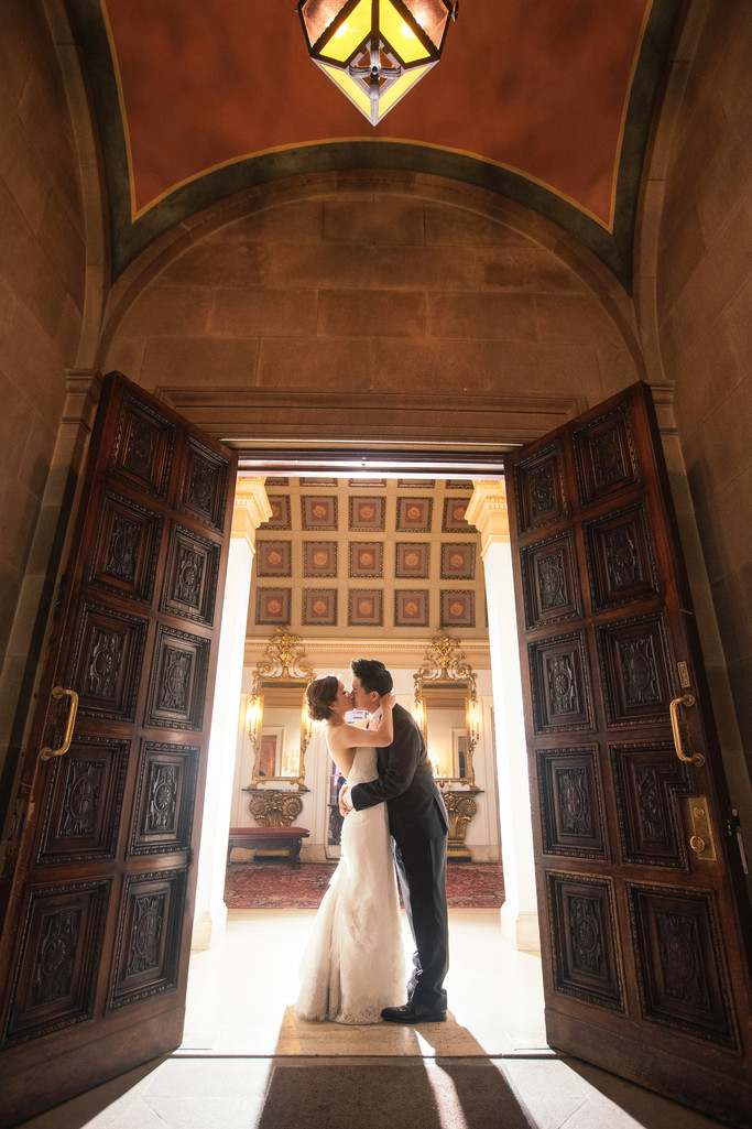 Athenaeum Pasadena Wedding Photographer