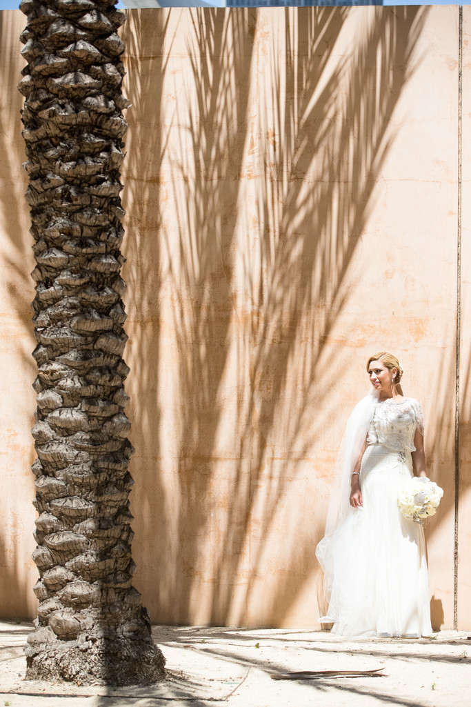 Dowtown Los Angeles Wedding Photography