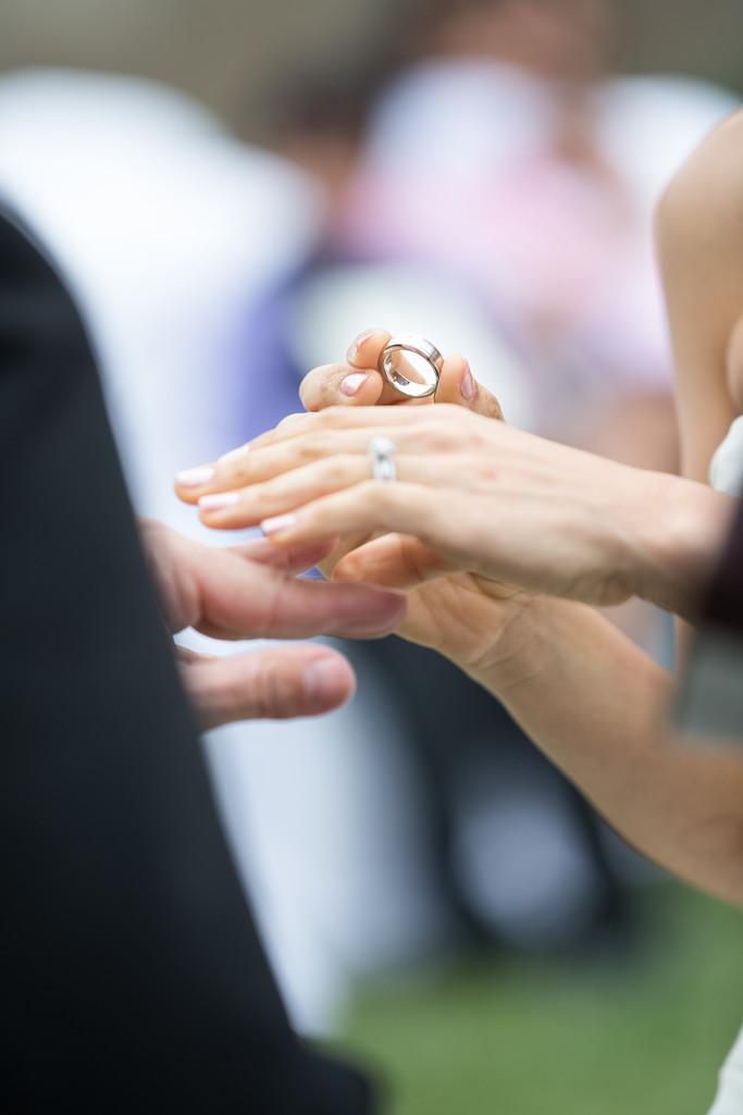 Wedding Ceremony at Nixon Library
