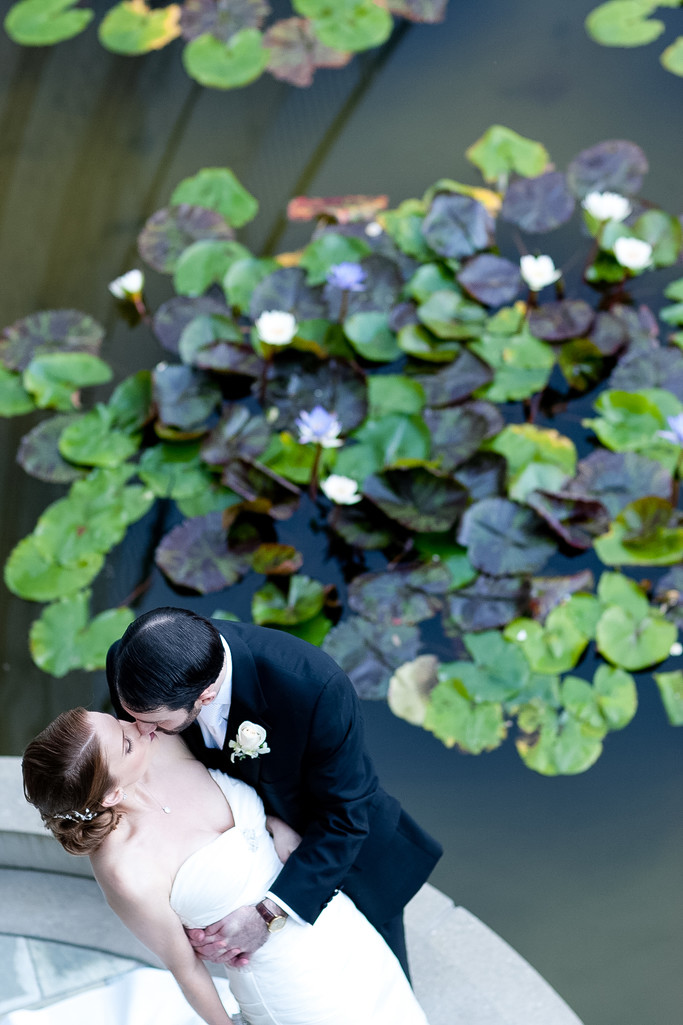 Skirball Cultural enter Wedding Photographer