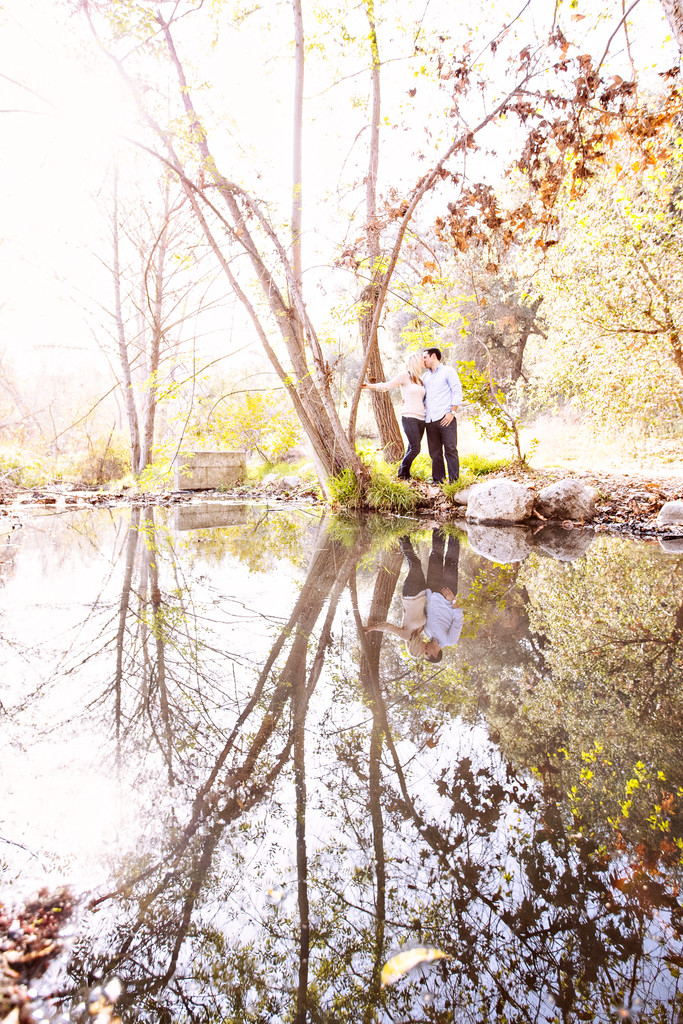 Rustic Wilderness Engagement Session
