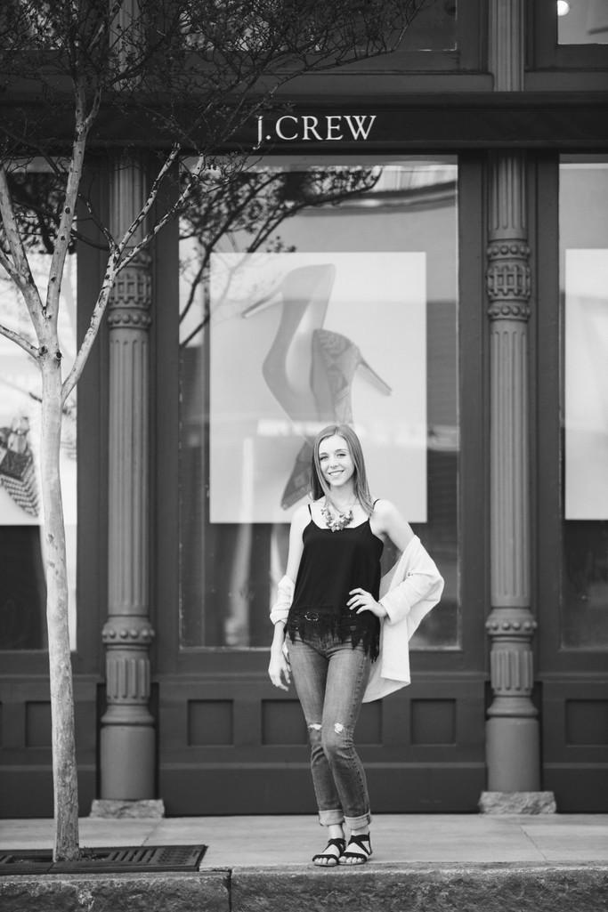 Pasadena Senior Portrait Photography