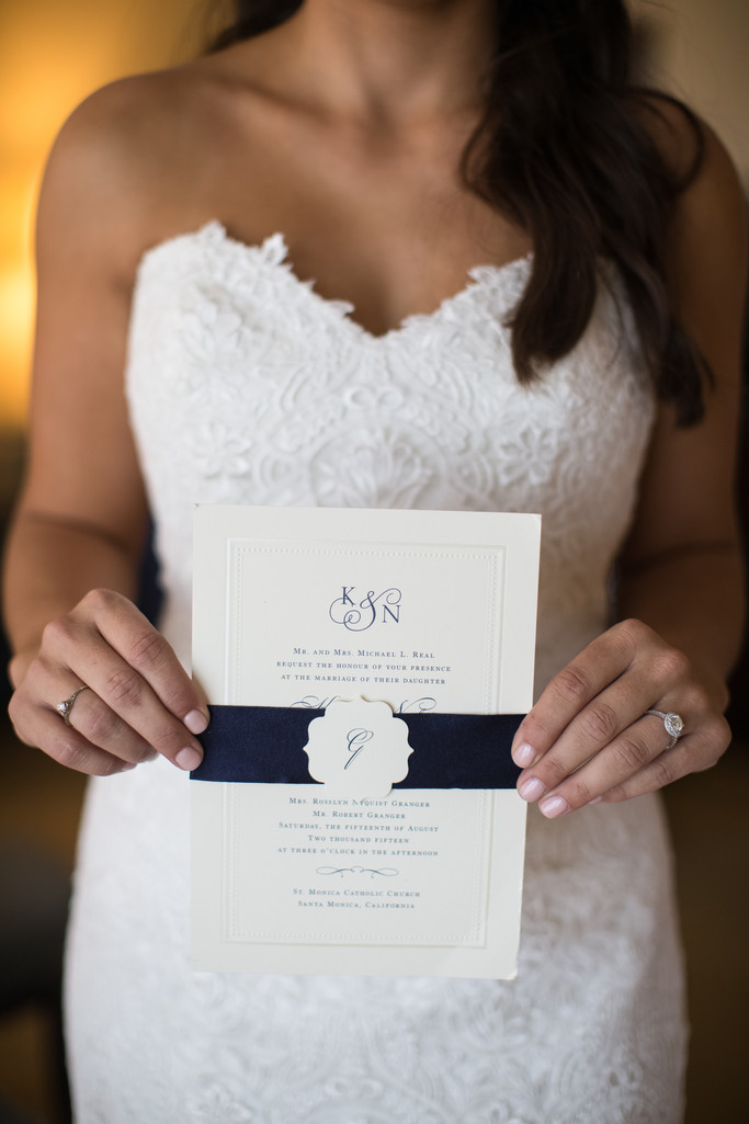 Wedding Day Invitation and Bridal Details Photography