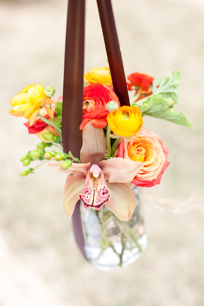 Wedding Florals at Camarillo Ranch