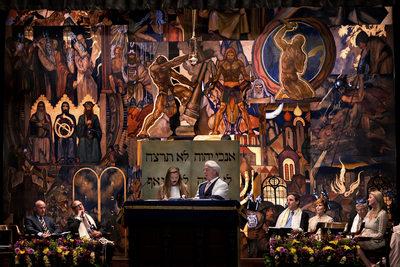 Bat Mizvah Ceremony in Los Angeles, CA