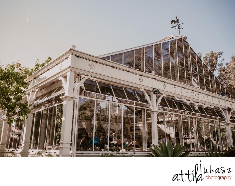 Glass venue Santa Barbara