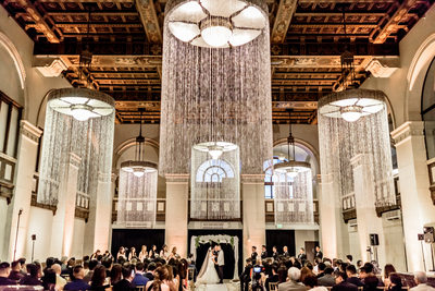 Ceremony at The Majestic - Professional Photographer