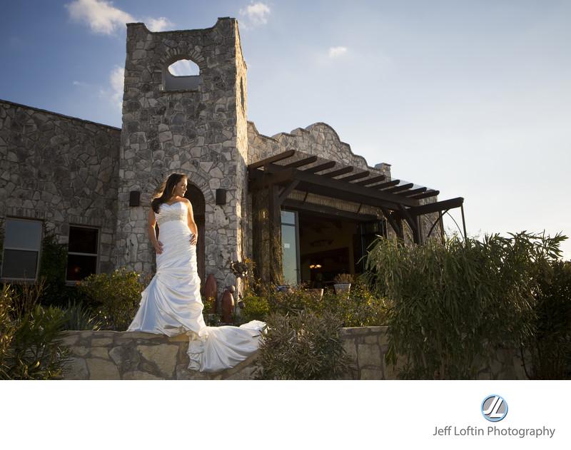 austin bridal photos