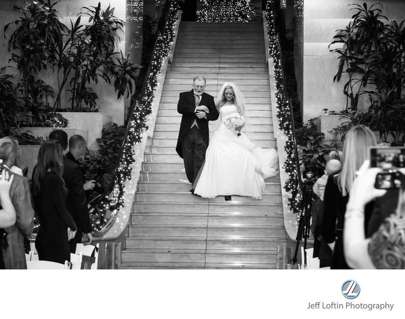 renaissance hotel wedding photographer