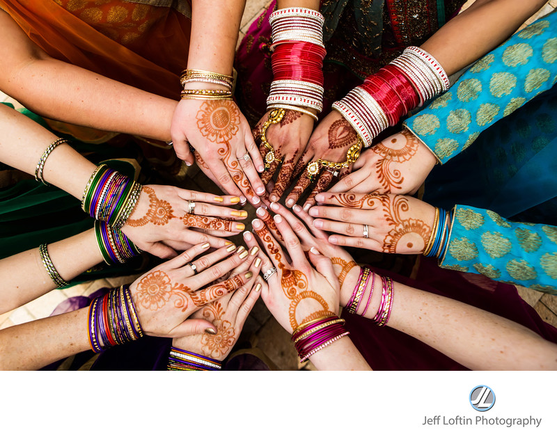 Indian Henna photo