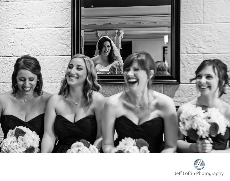 Stephen F. Austin Hotel wedding photographer