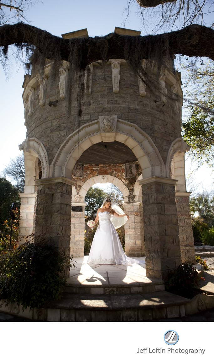 dunvegan keep bridal photo