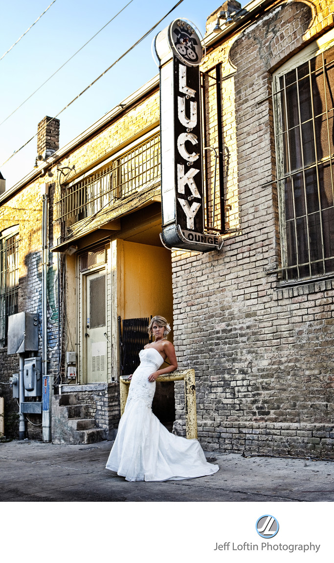 bridal pictures austin texas