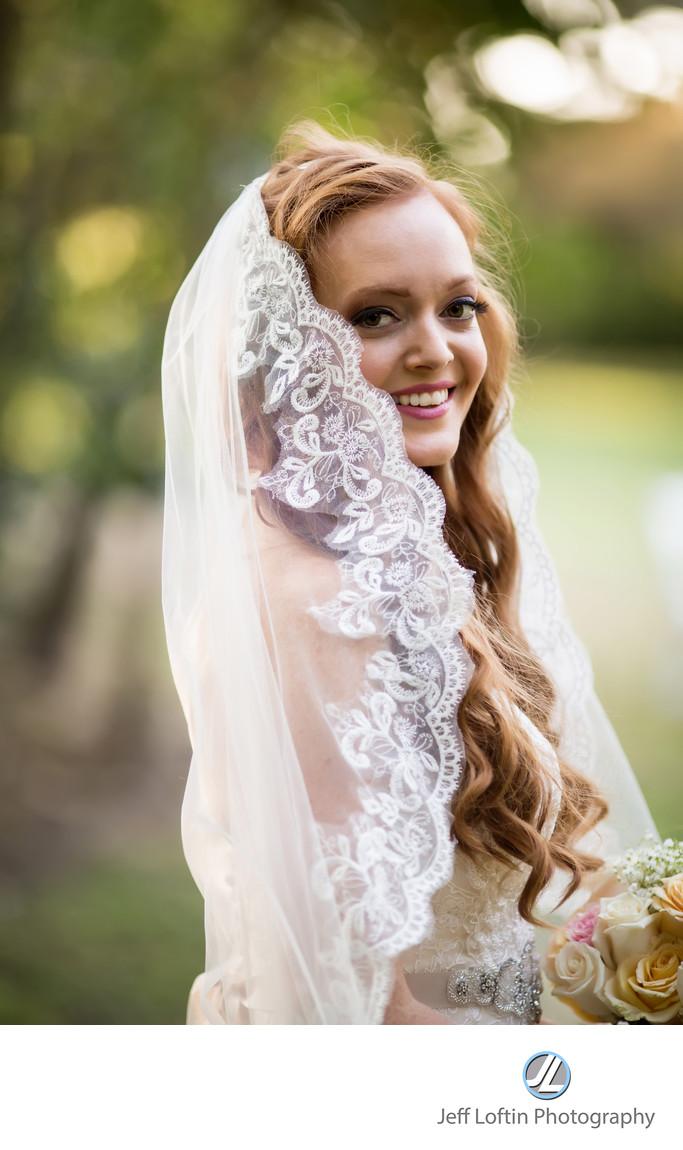 mercury hall bridal photo