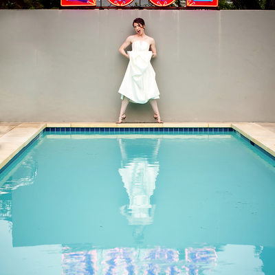 Hotel Saint Cecilia wedding photographer
