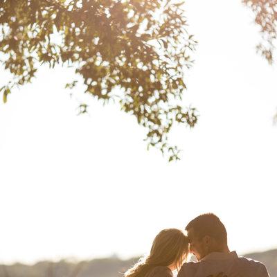 dallas engagement picture