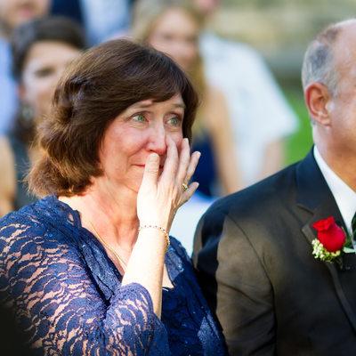 mother of the groom wedding photo