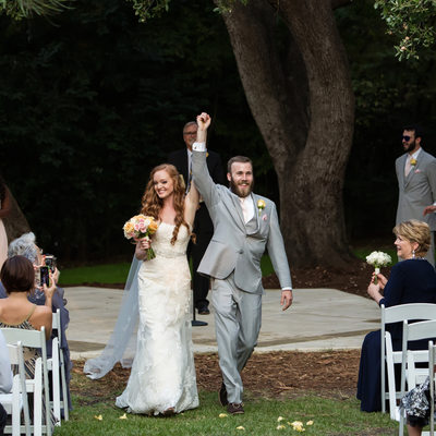 Mercury Hall Wedding Photos