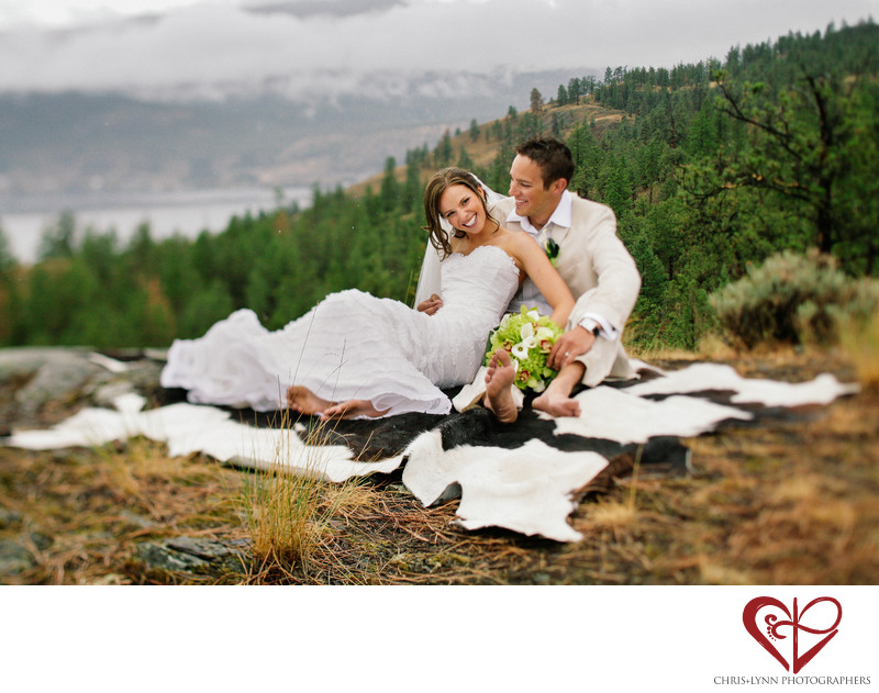 British Columbia Mountain Wedding Photography