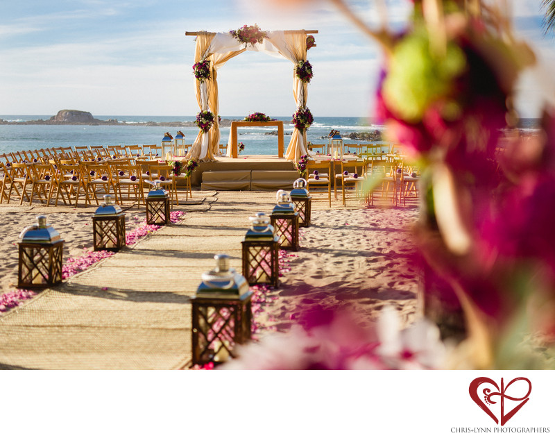 St. Regis Punta Mita Wedding Photographers