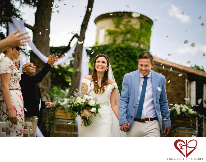 Chateau de Malliac Wedding Photography
