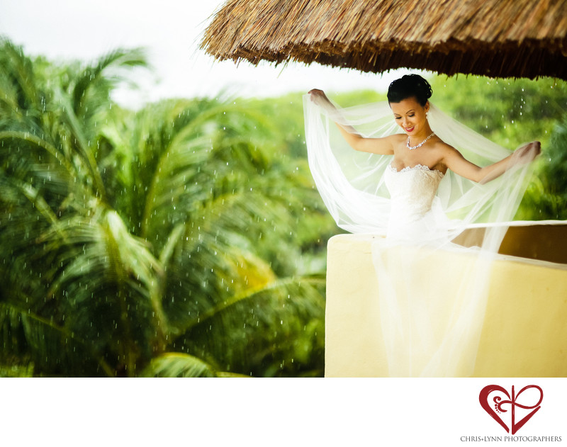 Zoetry Riviera Maya Mexico Wedding Photographer