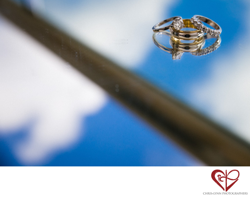 Wedding Pictures in Cancun, Wedding Rings