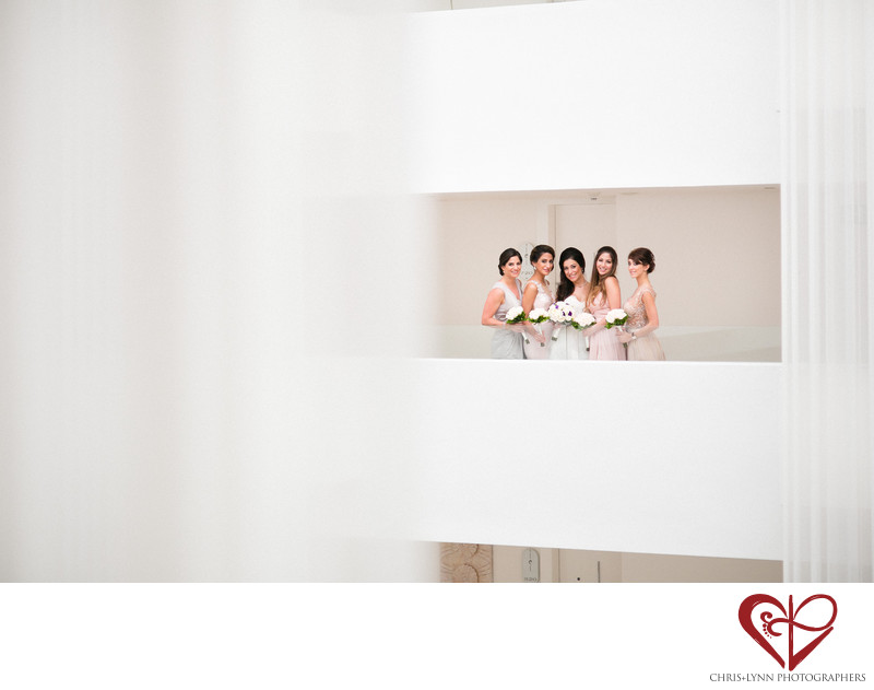 Le Blanc Resort Cancun Bridesmaids