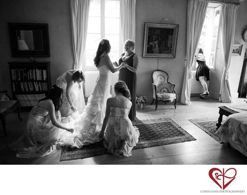 Bordeaux Wedding Photographers