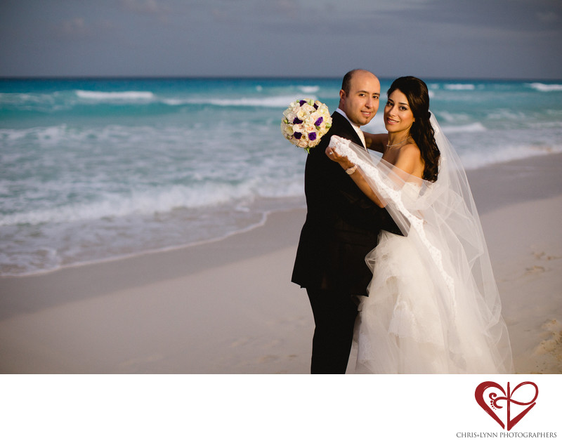 Mexico Persian Wedding Photographers