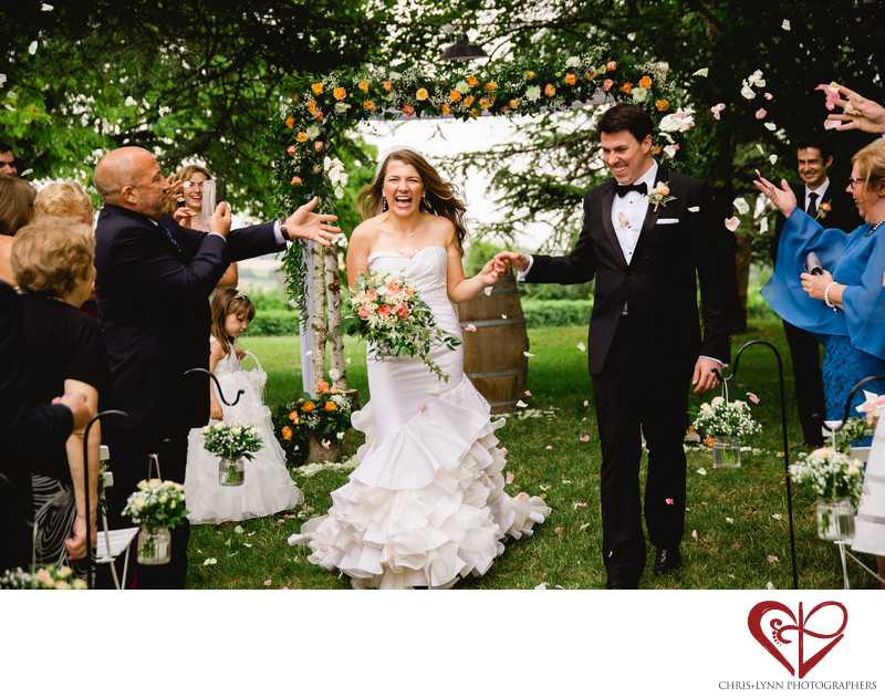 Best Pictures of French Chateau Weddings