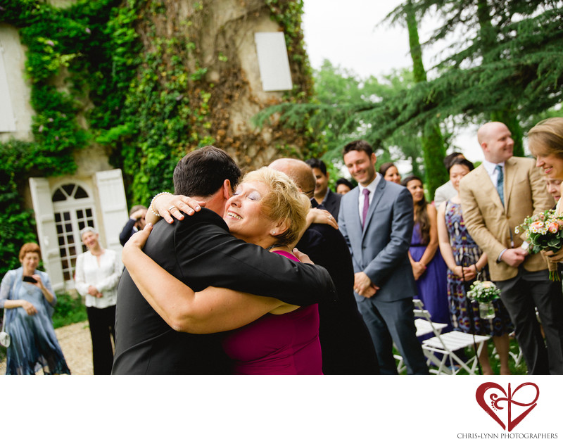 French Chateau Weddings at Malliac