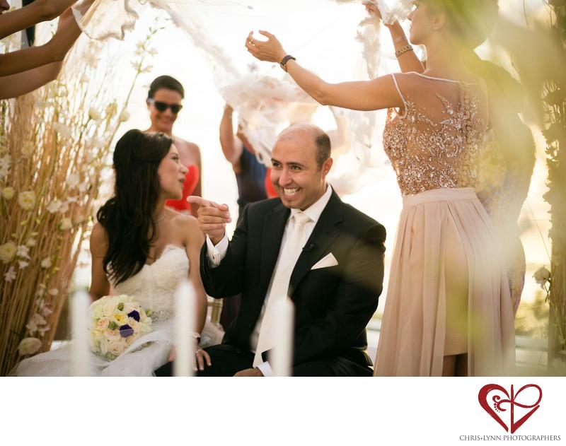 Le Blanc Spa Resort Persian Wedding Ceremony