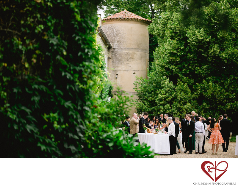 Chateau de Malliac Photographs