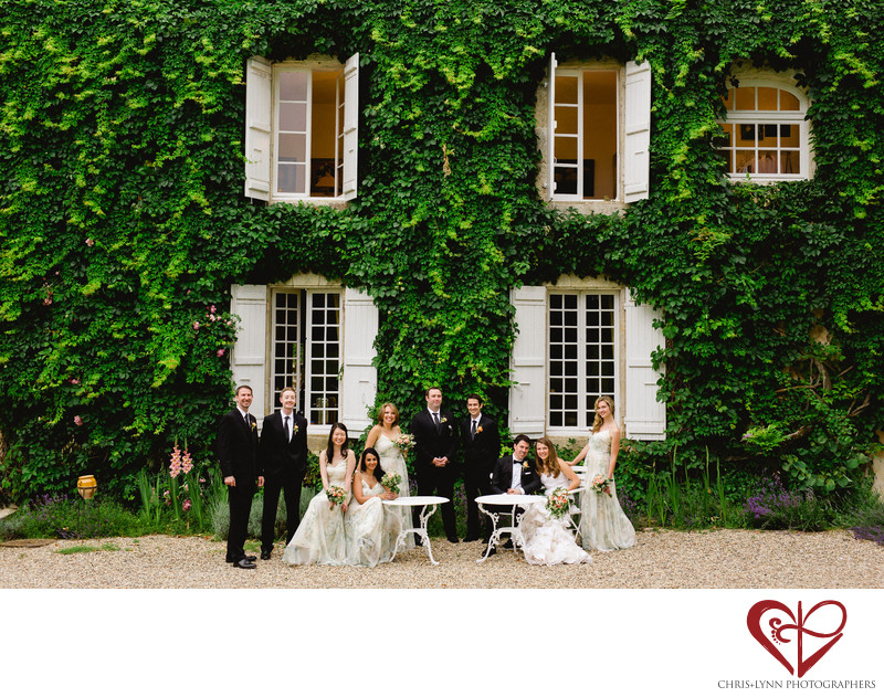 Chateau Malliac Wedding Photographers