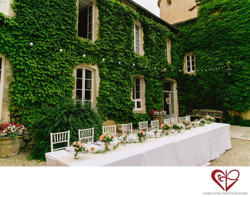 France Chateau Weddings near Agen