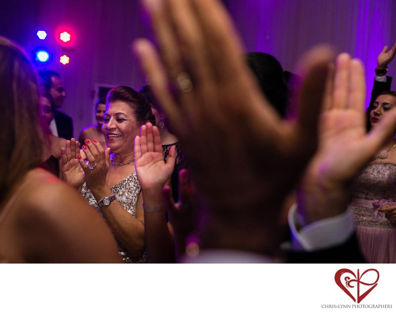 Le Blanc Wedding Reception Dancing