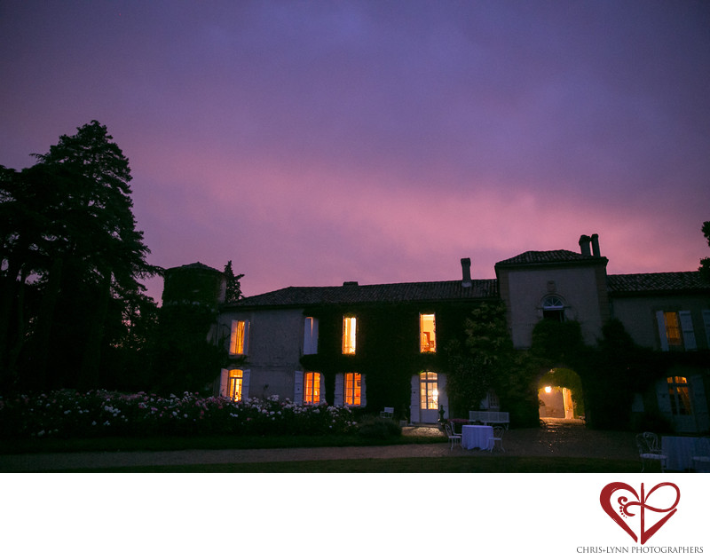 Destination Weddings at French Chateaux