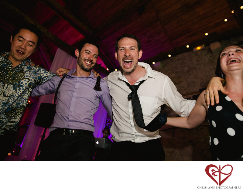 Chateau de Malliac Wedding Photos, Dance Pictures