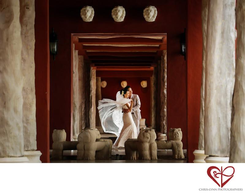 Wedding Pictures at Zoetry Resort Riviera Maya
