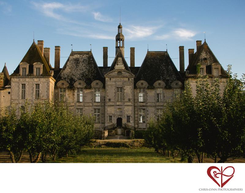 Château de Saint-Loup-sur-Thouet Wedding Pictures 1
