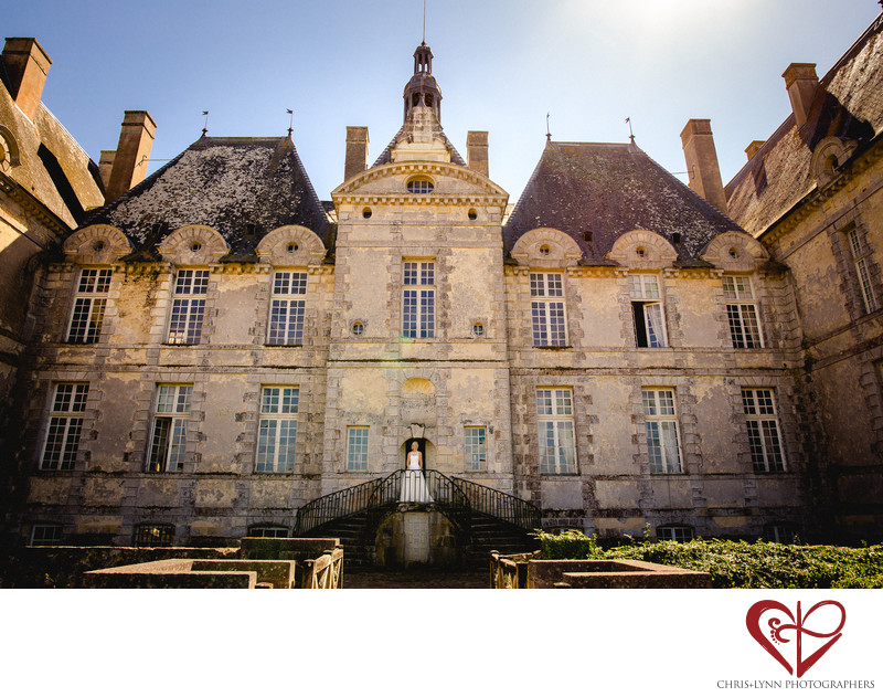 Chateau St Loup Wedding Photos,
