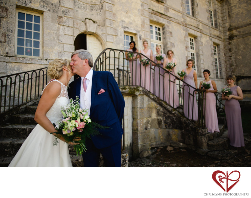 Chateau St Loup Wedding Photos, 5